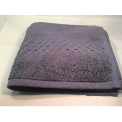 Jacquard Premium 100% Combed Cotton Hand Towels 32x16 wt. 6.00 lbs/dz. Abyss 12/Pack