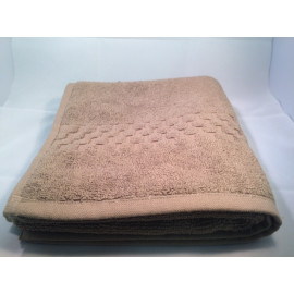 Jacquard Premium 100% Combed Cotton Hand Towels 32x16 wt. 6.00 lbs/dz. Tuscan Earth 12/Pack
