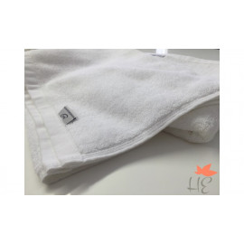 "Dolly Fitness Gym Towel Quick Dry 100% Cotton 40""x20"" wt. 6.50 lbs/dz. White 6/Pack"