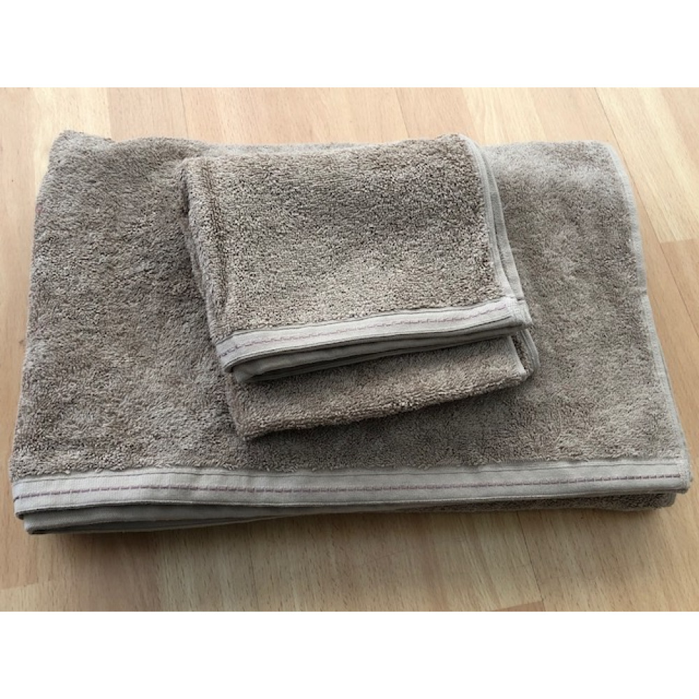 Zen 100% Certified Organic Cotton Bath Towels 54x30 Wt. 16.5 Lbs/dz.