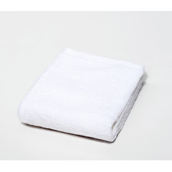 Dolly Premium Full Terry Ring Spun Cotton Hand Towels 28x16 wt. 4.00 lbs/dz. White 12/Pack