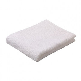 Adonis Full Terry Ring Spun Cotton Face Towels 13x13 wt.1.50 lbs/dz. White 12/Pack