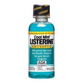 Listerine Ultra Clean Mouthwash Antiseptic Cool Mint 12/Pack
