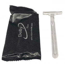 Economical Shaving Razor Disposable in Paper Packaging 250/Case
