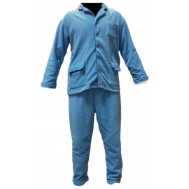 Hospitality Emporium Poly Fleece Pajama Set (Top & Bottom)