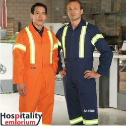 Coveralls & Disposable Wears